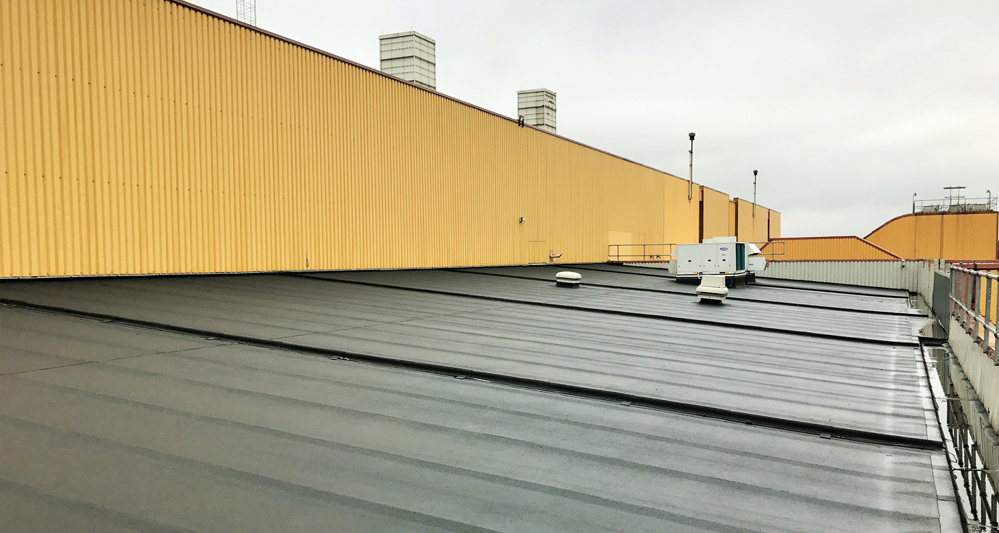 commercial sbs roofing